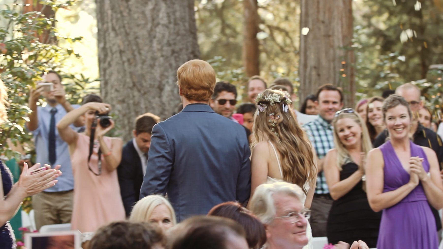 Plan The Perfect Mountain Wedding In Idyllwild Ca The Quail The